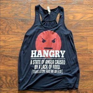 Women's Flowy Hangry Tank Top